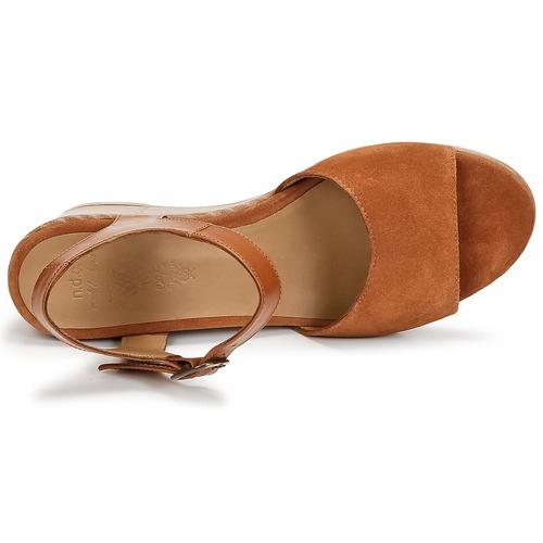 N.d.c. Las Salinas Cognac - Ilmainen Toimitus- Kengät Sandaalit Naiset 169