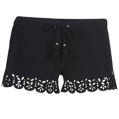vaatteet Naiset Shortsit / Bermuda-shortsit Banana Moon HUAWEI Black