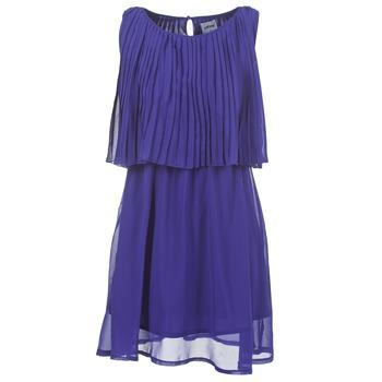 vaatteet Naiset Lyhyt mekko Compania Fantastica CARYA Blue