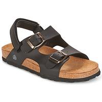 kengät Pojat Sandaalit ja avokkaat Citrouille et Compagnie BALDODE Musta / Matt