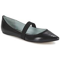kengät Naiset Balleriinat Marc Jacobs HALSEY Musta