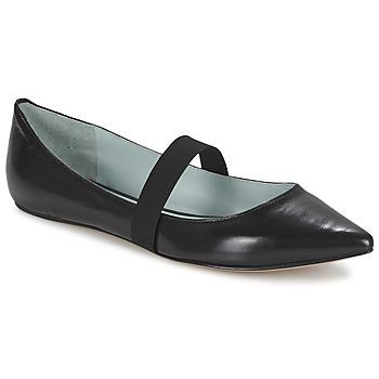 kengät Naiset Balleriinat Marc Jacobs HALSEY Black