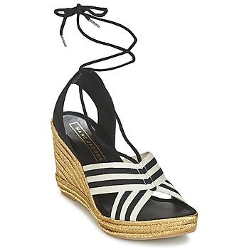 kengät Naiset Sandaalit ja avokkaat Marc Jacobs DANI Black / White