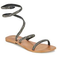 kengät Naiset Sandaalit ja avokkaat Café Noir CAMPIBALO Grey