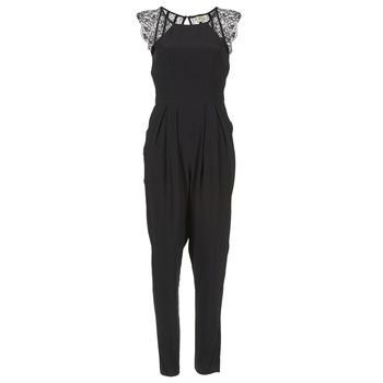 vaatteet Naiset Jumpsuits / Haalarit Stella Forest ONDONI Black