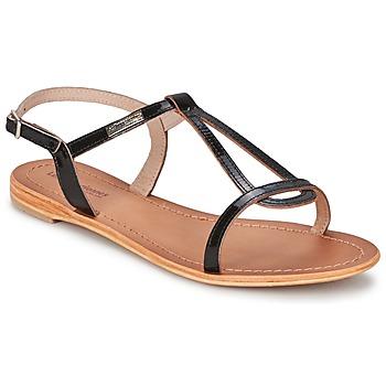kengät Naiset Sandaalit ja avokkaat Les Tropéziennes par M Belarbi HAMESS Black