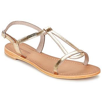 kengät Naiset Sandaalit ja avokkaat Les Tropéziennes par M Belarbi HAMESS DORE