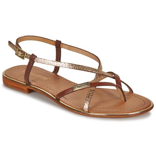 kengät Naiset Sandaalit ja avokkaat Les Tropéziennes par M Belarbi MONACO Kulta