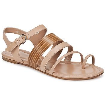 kengät Naiset Sandaalit ja avokkaat Hugo Boss Black PERNILLE Beige