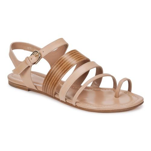 kengät Naiset Sandaalit ja avokkaat Boss Business PERNILLE Beige