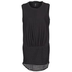 vaatteet Naiset Lyhyt mekko Yas CUBE Black