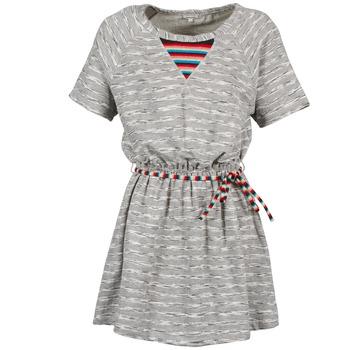 vaatteet Naiset Lyhyt mekko Manoush ETNIC Grey