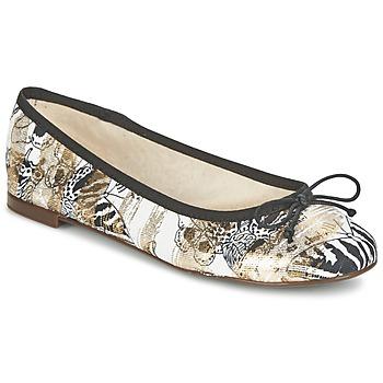 kengät Naiset Balleriinat Desigual MISSIA Brown