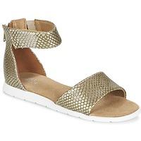 kengät Tytöt Sandaalit ja avokkaat Bullboxer BLINETTE Gold