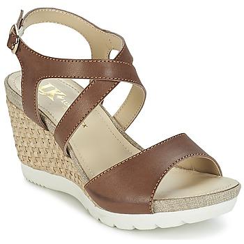 kengät Naiset Sandaalit ja avokkaat Lumberjack SISSI Brown / BEIGE
