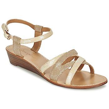 kengät Naiset Sandaalit ja avokkaat Mellow Yellow VALOU TAUPE