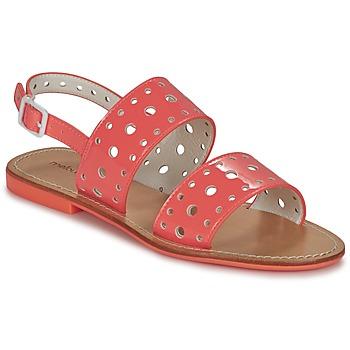 kengät Naiset Sandaalit ja avokkaat Mellow Yellow VADINA Corail