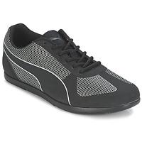 kengät Naiset Matalavartiset tennarit Puma MODERN SOLEIL Black