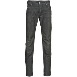 vaatteet Miehet Slim-farkut Diesel SLEENKER Grey