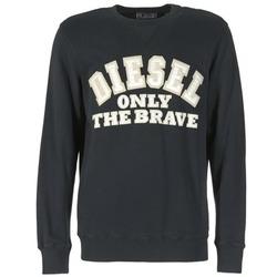 vaatteet Miehet Svetari Diesel S-JOE-B Black