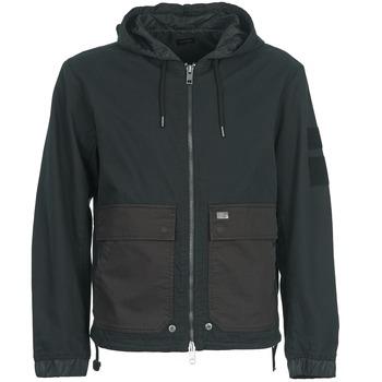 vaatteet Miehet Pusakka Diesel J-DAN-MIX Black / Brown
