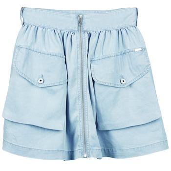 vaatteet Naiset Hame Diesel DE BODEN B Blue