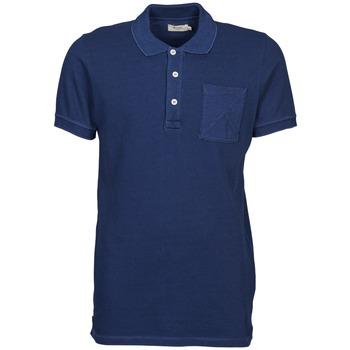 vaatteet Miehet Lyhythihainen poolopaita Kulte DALLE Blue