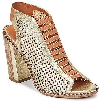 kengät Naiset Sandaalit ja avokkaat Marc by Marc Jacobs SUSANNA Kulta