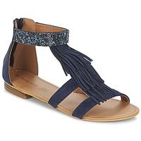 kengät Naiset Sandaalit ja avokkaat Moony Mood EWAL Laivastonsininen