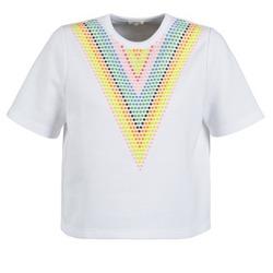 vaatteet Naiset Svetari Manoush DOUDOU STAR Valkoinen