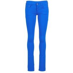 vaatteet Naiset 5-taskuiset housut Cimarron CASSIS Blue