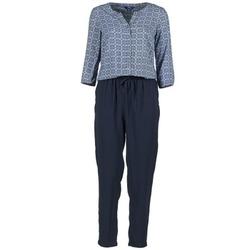 vaatteet Naiset Jumpsuits / Haalarit Tom Tailor UVIALA Blue