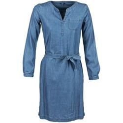 vaatteet Naiset Lyhyt mekko Tom Tailor JANTRUDE Blue