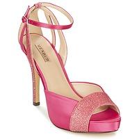 kengät Naiset Sandaalit ja avokkaat Menbur ARENALES Pink