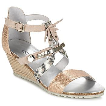 kengät Naiset Sandaalit ja avokkaat Regard RUKI Cuivré