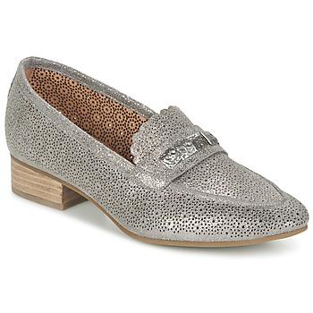 kengät Naiset Mokkasiinit Mam'Zelle QUEM Grey / Pewter
