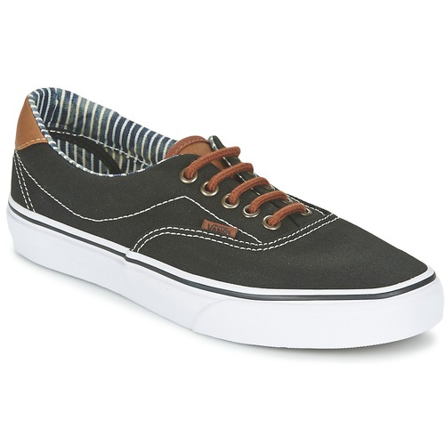 kengät Matalavartiset tennarit Vans ERA 59 Black / Stripes / DENIM