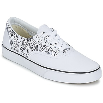 kengät Matalavartiset tennarit Vans ERA White / Black
