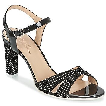 kengät Naiset Sandaalit ja avokkaat France Mode ZEN Black