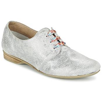 kengät Naiset Derby-kengät Dorking CANDY Grey