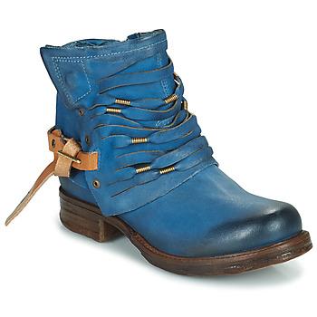 kengät Naiset Bootsit Airstep / A.S.98 SAINT Blue