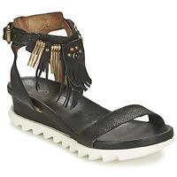 kengät Naiset Sandaalit ja avokkaat Airstep / A.S.98 FLOOD Black
