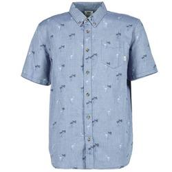 vaatteet Miehet Lyhythihainen paitapusero Vans HOUSER SS Blue