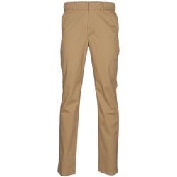 vaatteet Miehet 5-taskuiset housut Dockers D-ZERO STRETCH SATEEN Beige