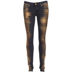 vaatteet Naiset Slim-farkut 7 for all Mankind OLIVYA Sininen