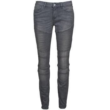 vaatteet Naiset Slim-farkut Esprit MR SKINNY Grey