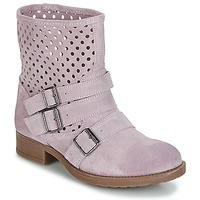 kengät Naiset Bootsit Casual Attitude DISNELLE Pink