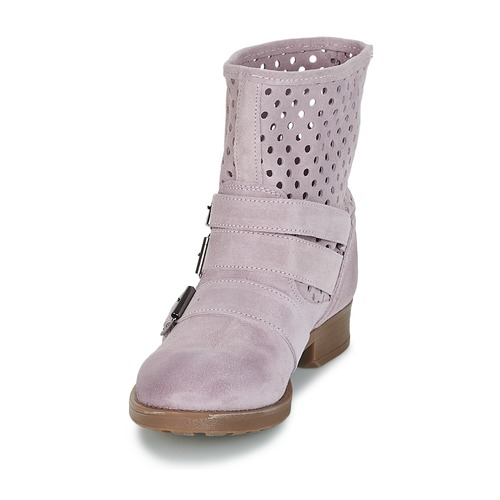 Casual Attitude Disnelle Pink - Ilmainen Toimitus- Kengät Bootsit Naiset 46