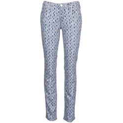 vaatteet Naiset Suorat farkut Lee MARION STRAIGHT Kuvioitu / Blue