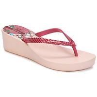 kengät Naiset Varvassandaalit Ipanema ART DECO II Pink